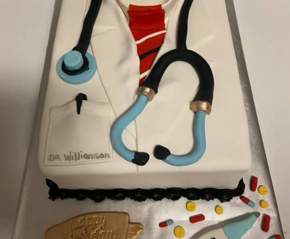Dr. Cake