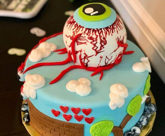 Terraria Cake