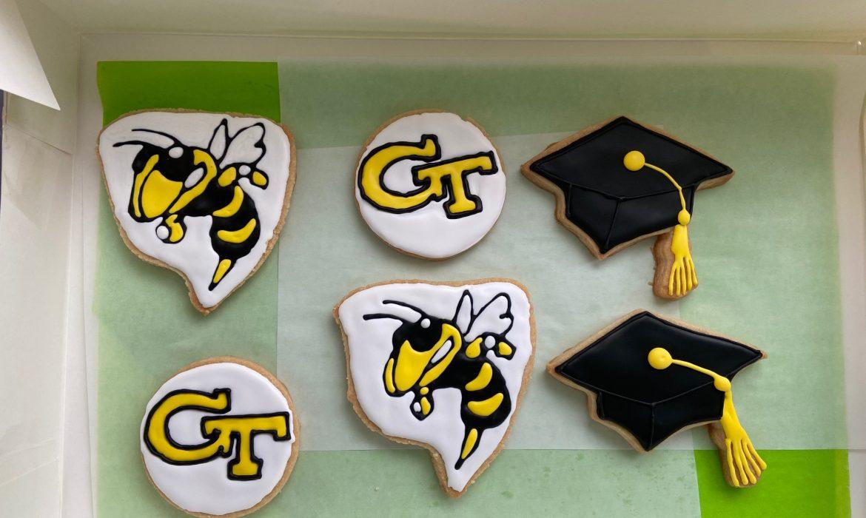 Georgia Tech Cookies